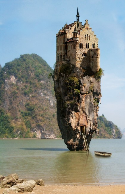 James Bond Island Khao Phing Kan In Thailand 171 Worlds