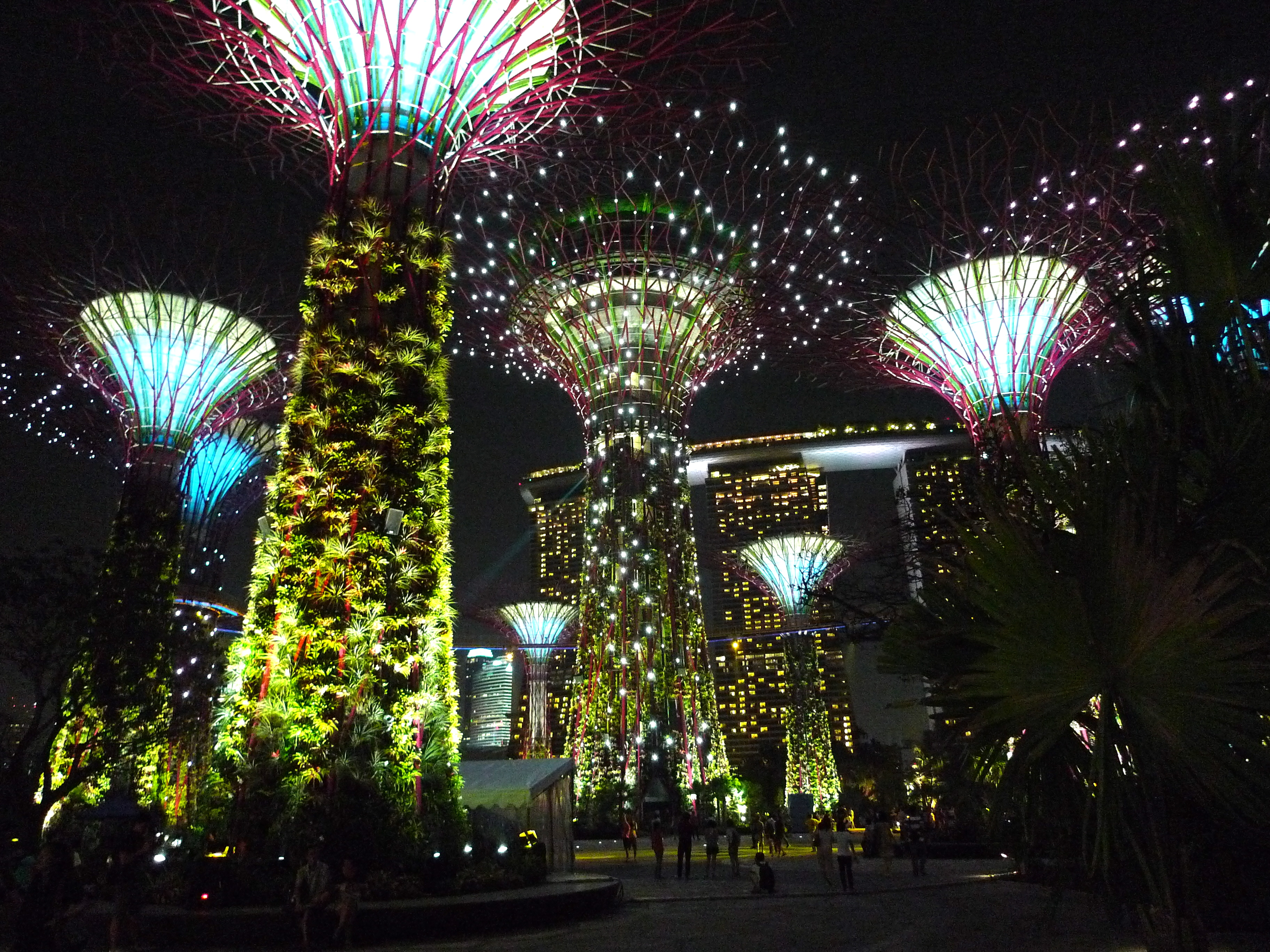 Gardens By The Bay Singapore Worlds Beautiful Places